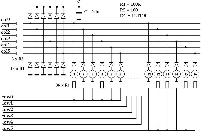 Аналоговые входы контроллера дополнительно защищены от статики согласно документа от MicrochipLayout and Physical...